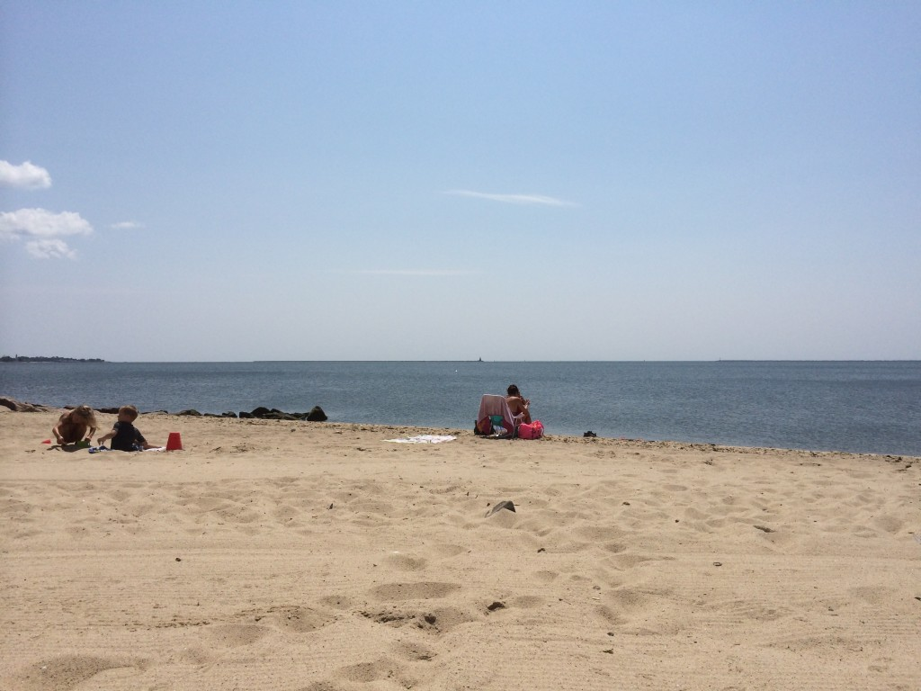 West Haven Beach View